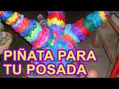 Cómo hacer Piñata de Estrella - POSADAS
