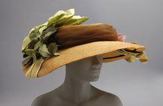 Hat 1908 The Philadelphia Museum of Art