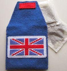 KBB Crafts & Stitches: British Tea Tote
