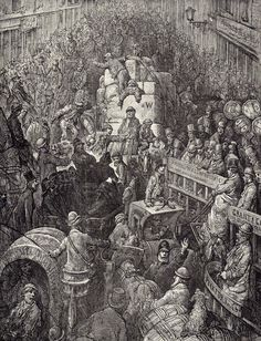Gustave Dore ~ London