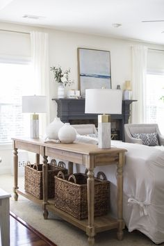 Tips to adding coziness and dimension using neutrals. Spring Home Refresh - Love Your Abode