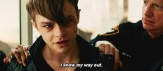 dane dehaan harry osborn - Google Search