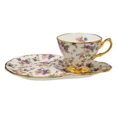 Royal Albert 100 Years of Royal Albert 1940 English Chintz Hostess Set