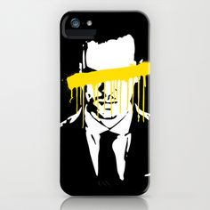 Moriarty iPhone & iPod Case by Tillieke - $35.00