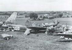 Německý Brod - end of WWII - airport - Hledat Googlem