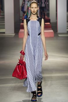 Kenzo ready-to-wear spring/summer '16 - Vogue Australia