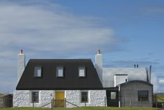 RIBA Manser Medal 2014 Longlist for the Best New House in the UK | House no 7, Isle of Tiree, Denizen Works. Photo: David Barbour | Bustler