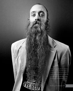 Justin James Muir - A Book of Beards / http://www.bookofbeards.com
