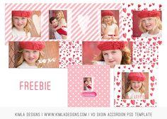 Valentine's Day Freebie by Kimla Designs