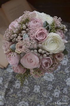 Wedding Flower Arrangements, Floral Arrangements, Wedding Bouquets, Wedding Flowers, Purple Haze, Wedding Veils, Love Flowers, Event Decor, Event Planning