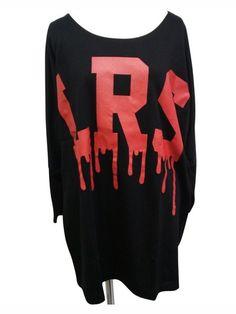 LRS BIG Long Sleeve T-Shirt | CDJapan. See more at http://www.cdjapan.co.jp/apparel/superlovers.html #harajuku #superlovers
