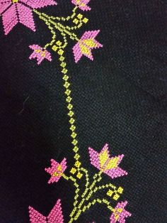 Cross Stitch Embroidery, Knit Crochet, Diy And Crafts, Sketches, Beads, Knitting, Pattern, Color, Hand Embroidery Stitches