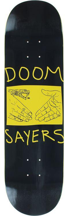 Doom Sayers Skateboards