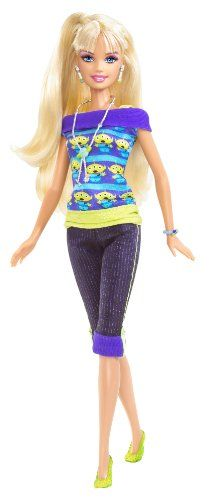 Barbie Toy Story 3 Barbie Loves The Aliens Doll >>> Check out the image by visiting the link.