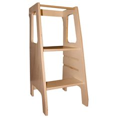 NB: The processing of the learning tower is completely handcrafted and made in our carpentry workshop. Given the numerous requests, we cannot guarantee deliveries by Christmas for new orders. ---------- The Montessori method encourages children to be protagonists in the normal activities of