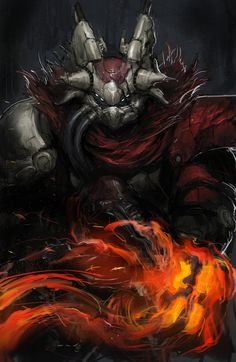 A fallen captain, probably from House of Devils, judging by his red color Destiny Fallen, Destiny Gif, Destiny Comic, Destiny Bungie, Titan Armor, Sketch Inspiration, Warhammer 40k, Wallpaper, Cool Art