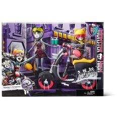 Monster High Wheelin' Werecats | BIG W