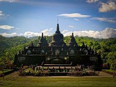 Brahma Vihara Arama, Bali, Indonesia