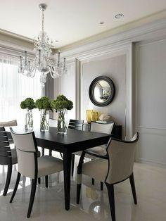 Busque la última inspiración para las tablas de la cena y la cabina y se inspire para mejorar su casa de decoración. Ver más inspiración y muebles de diseño aquí www.covethouse.eu