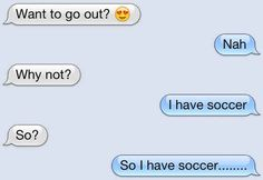 This: | 23 Struggles Every Soccer Girl Understands