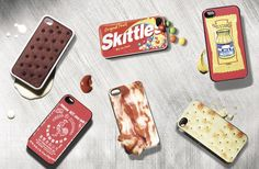 Fun Foodie Phone Cases I'm addicted to skittles so this is the perfect case for me Food Iphone Cases, Candy Phone Cases, Cute Phone Cases, Phone Accesories, Coque Iphone 6, Cool Cases, Ipad Case, Just In Case, Phone Covers
