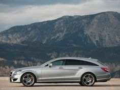 Who said wagons can't be sexy? Mercedes Cls, Mercedes Benz Classes, Mercedes Maybach, Wagon Cars, Wagon Wheels, Gq, Shooting Break, Automobile, Station Wagon