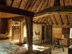 Medieval || Bedroom || Bayleaf Wealden House