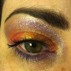 #ecotools #nyxcosmetics #maybelline #jessesgirlcosmetics #shanycosmetics #urbandecaycosmetics #rimmellondon #nolinerneeded #eyelashes #eyemakeup #eyeshadow #eyeballoftheday #iamshortandgeeky #makeup #makeupaddict #shimmer #glitter #popofcolor #orange #purple #tooglamtogiveadamn #tooglamtostayawake #lazygirl #lazygirlmakeup #internetprincess