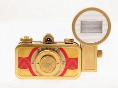 special edition La Sardina camera by Lomography