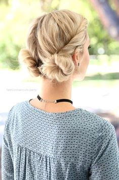 Easy Hairstyles for Spring Break ★ See more: glaminati.com/…… Easy Hairsty...