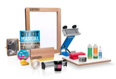 1000 images about diy kits screen printing on pinterest for How to get into the t shirt printing business