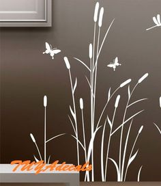 wall decals Vinyl Wall Decal Nature Design Tree Wall by TUYAdecals, $36.00