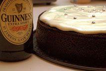An alternative Irish Christmas cake - luscious Guinness chocolate cake recipe | Irish Food and Irish Drinks | IrishCentral