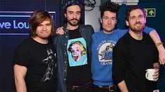 Bastille @ Radio 1's Live Lounge | detailsofmylife.net