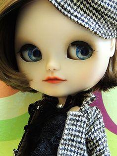 Jecci 5 doll Blythe clone custom OOAK by sugarcocodolls on Etsy