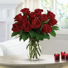 Dozen Roses: Enduring Passion