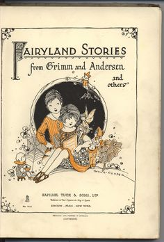 "Phyllis Cooper, for ""FAIRYLAND STORIES"""