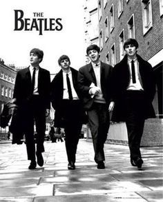 The Beatles Miniposter