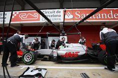 Haas F1 Team: Resumo do 2º teste em Barcelona – 2º dia