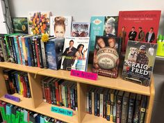 Middle School Classroom Library