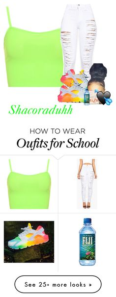 """school"" by shacoraduhh on Polyvore featuring WearAll"