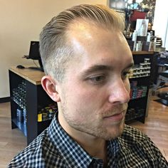 nice 45 Flattering Hairstyles For Men With Thinning Hair – Snip For Confidence