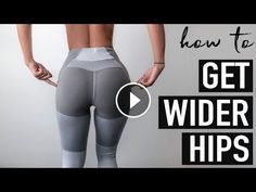 Wondering how to get wider hips & get rid of hip dips? Here Made are best exercises to grow the side booty and fill out your hip dips! Thigh Workouts At Home, Gym Workouts, Workout Exercises, Wider Hips Workout, Hip Dip Exercise, Hips Dips, Fitness Motivation, Hip Muscles, Fitness Magazine