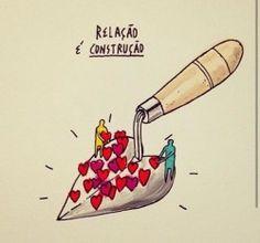 relação é construção sou psi