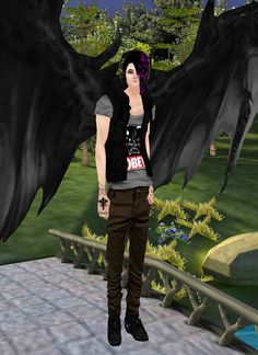 IMVU, the interactive, avatar-based social platform that empowers an emotional chat and self-expression experience with millions of users around the world. Virtual World, Virtual Reality, Social Platform, Imvu, Avatar, Join, Punk, Cat Breeds, Punk Rock