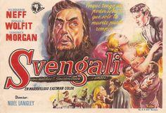 Programa de Cine - Svengali