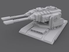spaceship laser cannon - Google Search                                                                                                                                                                                 More