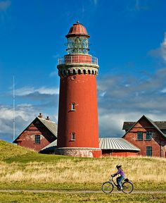 Lighthouse in Denmark