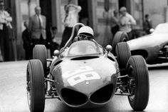 Hill-Phil 1961 Monaco - Ferrari 156 -