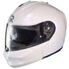 RPHA-MAX 0 - white motorcycle helmet - Modular Street Helmet